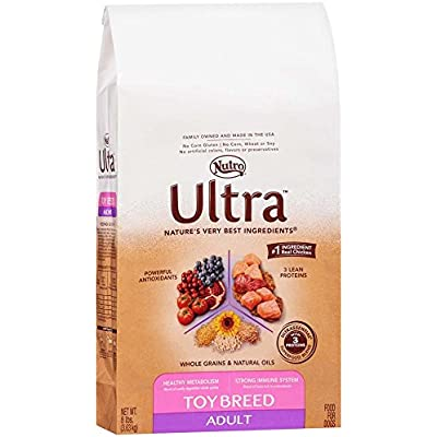 Ultra Toy Breed Adult Nutro Products, Inc.
