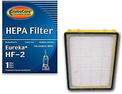 HQRP Hepa Filter H13 for Eureka HF-2 Ultra Smart Vac 4800