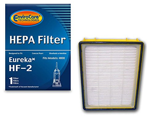 (EnviroCare Replacement Vacuum Filter for Eureka HF2 Upright Vacuums)