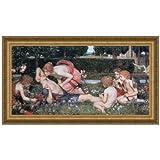 Design Toscano The Awakening of Adonis, 1900: Canvas Replica Painting: Grande