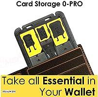 Amazon.com: 8 en 1 multiusos SIM Micro SD tarjeta adaptador ...