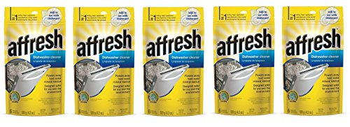 Affresh W10549850 Dishwasher Cleaner onkIkt, 30 Tablets in Pouch by Affresh