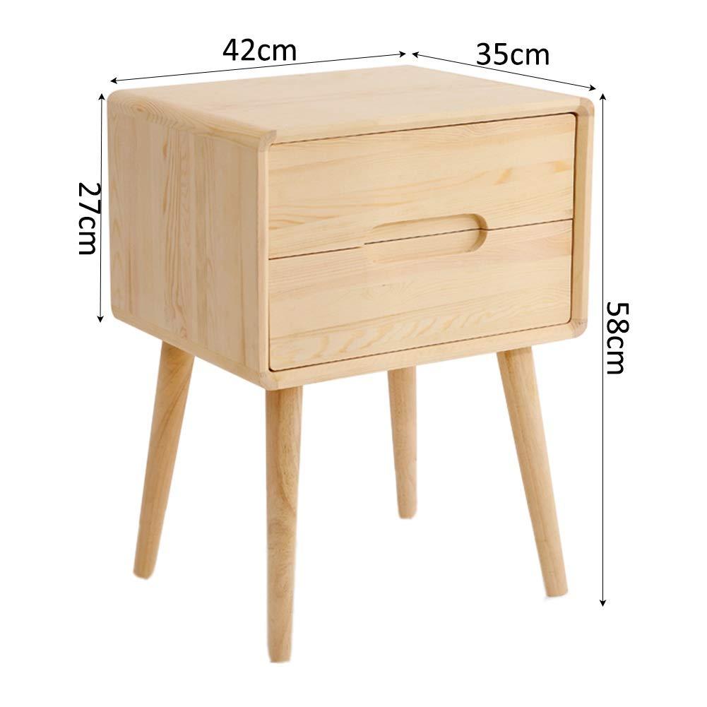 Amazon.com: ZHAOYONGLI Side Table Nightstand Corner Table Nordic ...