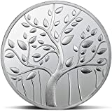 Silver Coin MMTC - PAMP 10 gm. Banyan Tree Silver(999) Coin With Capsule Packing