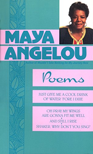Maya Angelou: Poems (Best Poems For Kids)