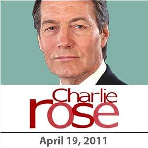 Charlie Rose: David Cromer, Ben Stiller, and John Guare, April 19, 2011 Radio/TV Program