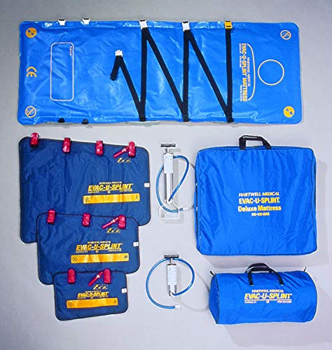 (Hartwell EVAC-U-Splint System)