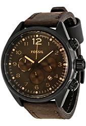 Fossil Men's CH2782 Flight Brown Dial Watch