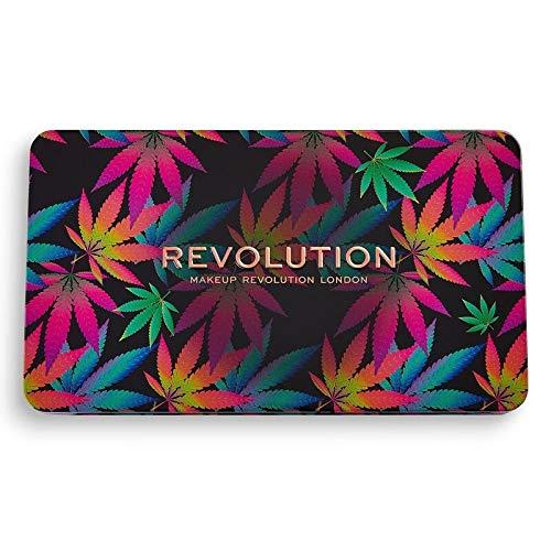 Makeup Revolution Eyeshadow Palette, Chilled