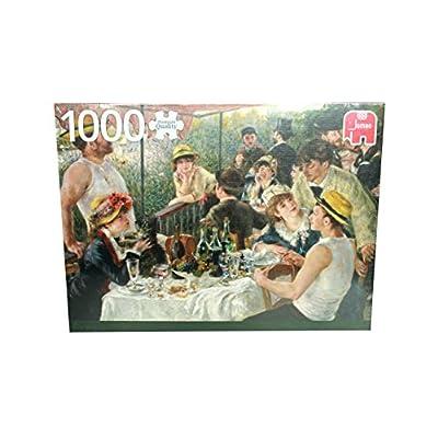 Jumbo 618566 Puzzle Renoir La Colazione Dei Canottieri