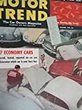 1953 1954 Morris Minor / Triumph Mayflower / AUstin A-40 / Ford Consul / Hillman Minx / Ford Zephyr / VW Volkswagen Beetle Magazine Article