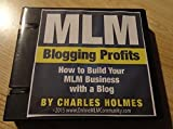 img - for MLM Blogging Profits: How to Build Your MLM Business with a Blog (10 Disc Audio CD) book / textbook / text book