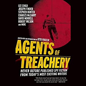 Agents of Treachery Audiobook