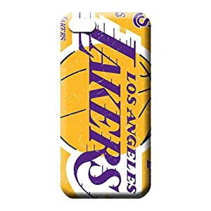 iphone 6 Heavy-duty Plastic Durable phone Cases cell phone shells los angeles lakers nba basketball