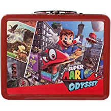 Collectible Lunchbox Kit for Nintendo Switch - Super Mario Odyssey: Cityscape Edition
