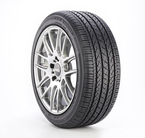 Bridgestone Potenza RE97AS Radial Tire - 225/50R18 95H