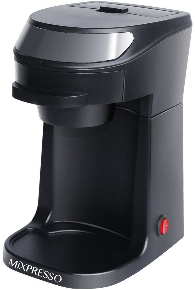 MiXPRESSO Single Serve Coffee Maker | Personal Cup Brewer | Drip Coffee Machine- Single Cup Coffee Maker