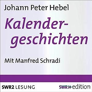 Kalendergeschichten Hörbuch