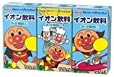 Meiji it go! Ion beverage 125mlX3 this X12 pack of Anpanman