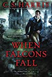 img - for When Falcons Fall (Sebastian St. Cyr Mystery) book / textbook / text book