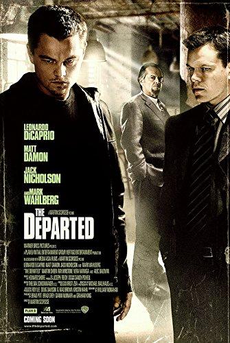 Amazon The Departed Leonardo Dicaprio 24 X 36 Movie
