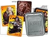 The Hobbit: An Unexpected Journey (100% Plastic) 3D Playing Cards