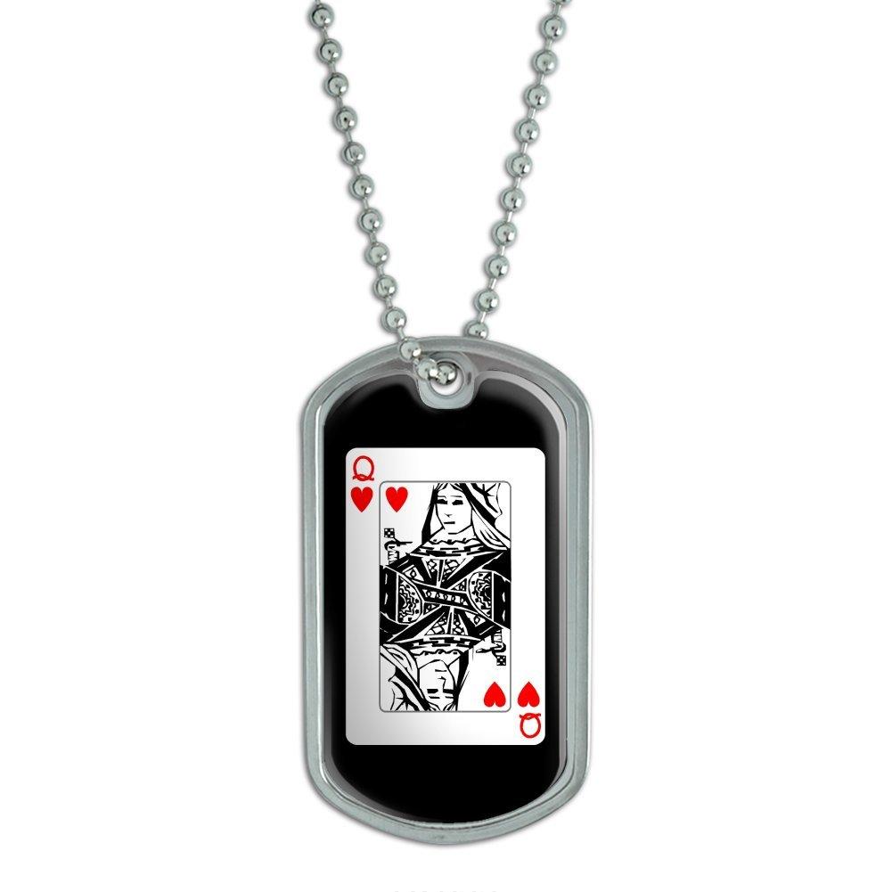 Amazon.com: Juego de cartas de reina de corazones – Poker ...