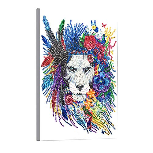 DIY 5D Diamond Painting Kits for Adults Full Drill Embroidery Paintings Rhinestone Pasted DIY 30x40cm Christmas Painting Cross Stitch