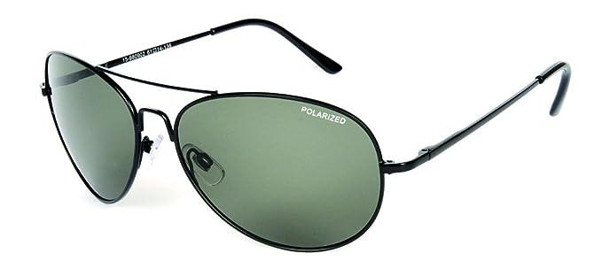 Modische Polarisierende Metall-Sonnenbrille mit Federscharnier in Topmodischer Pilotenform gU6ffIsF