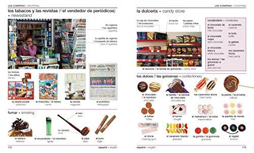 Spanish English: Bilingual Visual Dictionary