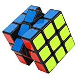 Speed Cube 3x3, Seprovider Anti-pop Smooth Magic Cube Puzzle Toy Bright Color 57mm