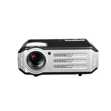 Aibecy Proyector digital de video de cine en casa 5.8 pulgadas ...