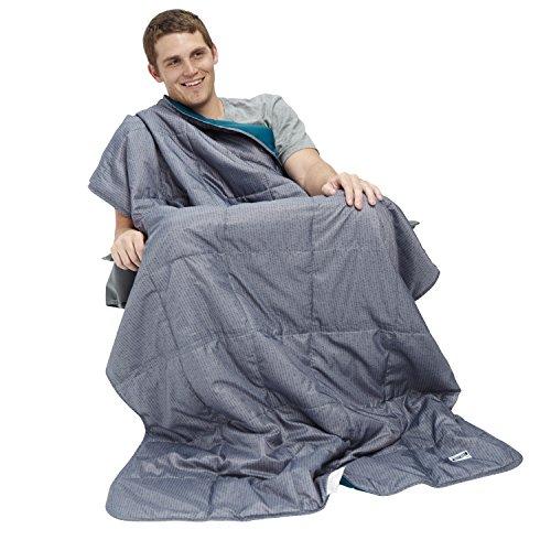Kelty Deep Teal Blanket Bestie Chevron fwBvwXq6