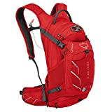 Osprey Packs Raptor 14 Hydration Pack, Red Pepper