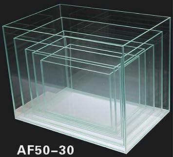 Bañera Acuario de extrachiaro 56L 50 * 33 * 35 cm apta para Acuario dulce y Marino: Amazon.es: Hogar