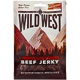 Wild West Beef Jerky Original 25g (Pack of 12)
