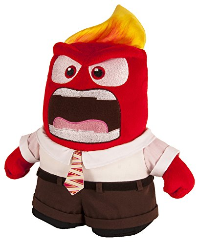 Tomy Inside Out Talking Plush  Anger