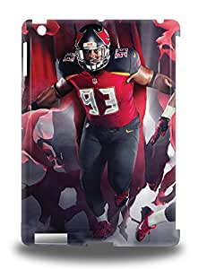 New NFL Tampa Bay Buccaneers Gerald McCoy #93 Tpu Cover 3D PC Case For Ipad Air ( Custom Picture iPhone 6, iPhone 6 PLUS, iPhone 5, iPhone 5S, iPhone 5C, iPhone 4, iPhone 4S,Galaxy S6,Galaxy S5,Galaxy S4,Galaxy S3,Note 3,iPad Mini-Mini 2,iPad Air )
