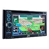 JVC KWNT30HD 6.1-Inch 2-DIN Navigation Touch HD Radio, Best Gadgets