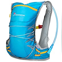 Mardingtop Hydration Backpack Vest Hydration Pack for Skiing, Running, Hiking, Cycling