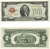 1928-G 2 Dollars U.S. Note (Legal Tender)