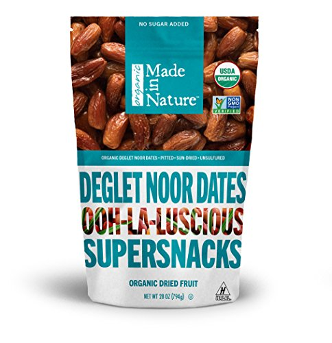 Made in Nature Organic Super Snacks, Dates, 32 Ounce