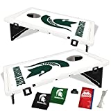 Baggo 1318 Michigan State University Spartans Complete Baggo Bean Bag Toss Game