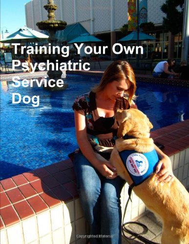 Training Your Own Psychiatric Service Dog Pdf