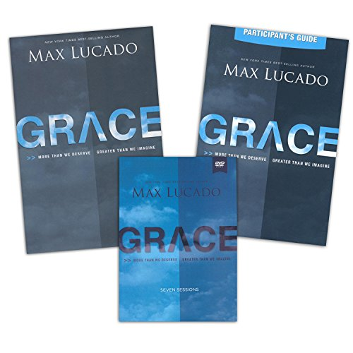 grace more than we deserve greater than we imagine