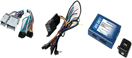 Class II Vehicles with OnS RadioPro5, Select GM R PAC RP5-GM11 Radio Interface