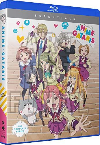 Anime-Gataris: The Complete Series [Blu-ray]