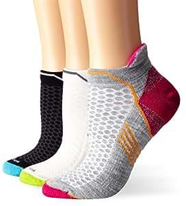 Goodhew Women's Inspire Micro Socks, Black, Small/Medium
