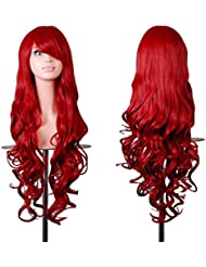 "Rbenxia Wigs 32"" Women Wig Long Hair Heat Resistant..."