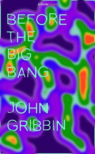 Before the Big Bang (Kindle Single) thumbnail